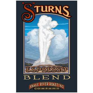 Sturns Blend Giclee Art Print Poster by Paul A. Lanquist