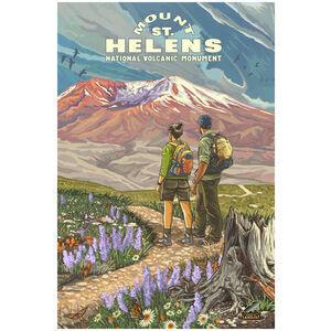 Hike Mount Saint Helens Volcanic Monument