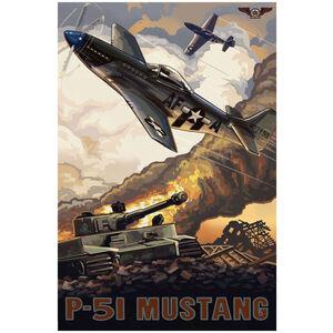 51 Mustang