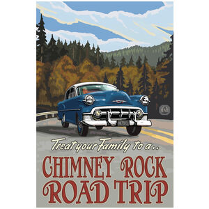 Chimney Rock State Park Road Trip