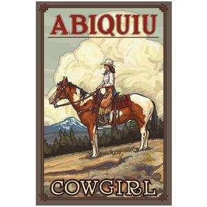 Abiquiu Cowgirl