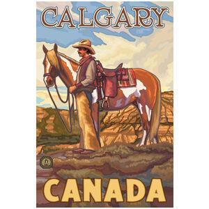 Calgary Canada Cowboy