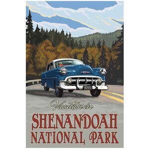 Shenandoah National Park Road Trip Hills