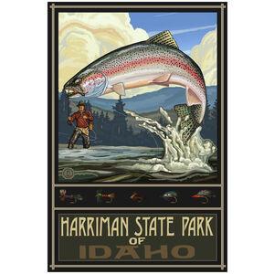 Harriman State Park Idaho Fishing