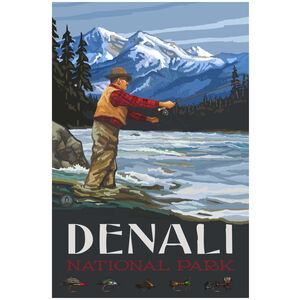 Denali National Park Fishing