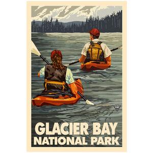 Glacier Bay National Park Kayakers