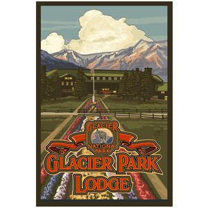 Glacier National Park Glacier Park Lodge