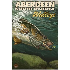 Aberdeen South Dakota Walleye
