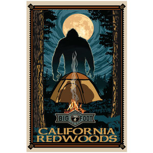 California Redwoods Big Foot Research Team