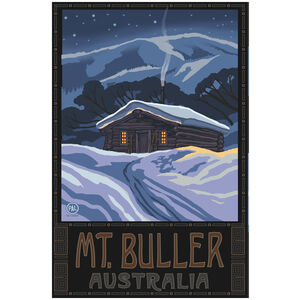 Mt Buller Australia Winter Mountain Cabin