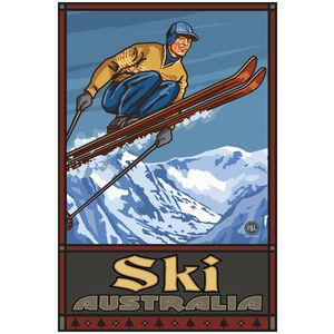 Australia Ski Jumper
