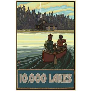 10000 lakes