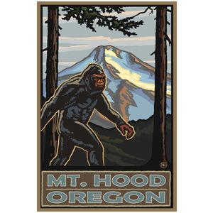Bigfoot at Mt Hood