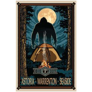 Bigfoot Research Team Astoria- Warrenton Oregon