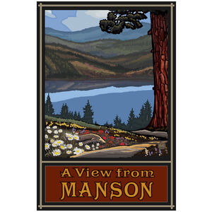 A view from Manson