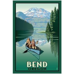 Bend Oregon Canoers