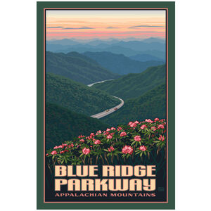 Blue Ridge Parkway Appalachian Mountains
