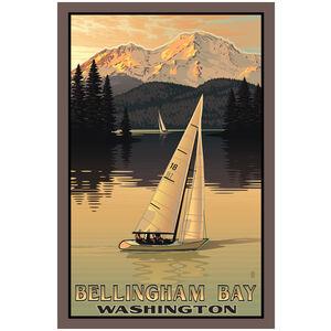 Bellingham Washington Sailboating