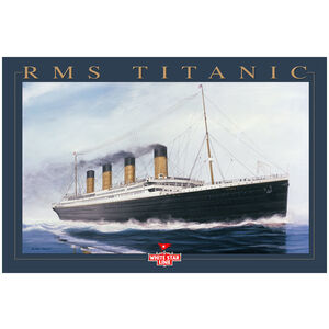 Titanic Gold Ltr
