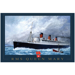 Queen Mary & Lightship