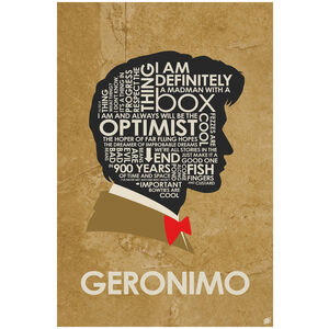 "Doctor Who, Matt Smith, ""Geronimo"""