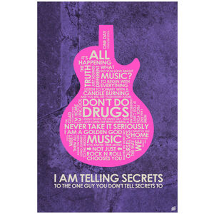"Almost Famous. ""I am Telling Secrets"""