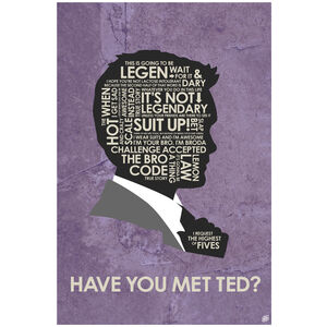 "Barney Stinson ""Have You Met Ted?"""