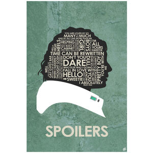 "Doctor Who, River Song, ""Spoilers"""