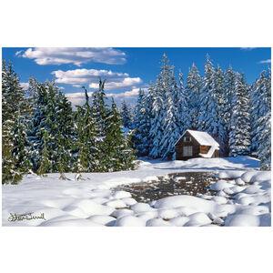 Cabin In Mt Hood National Forest, Oregon