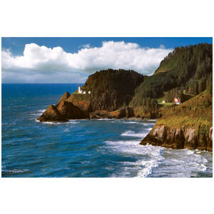 Heceta Head Lighthouse, Lane County, Oregon