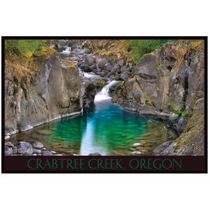 Crabtree Creek Green Mountain