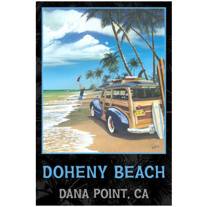 Doheny Beach, Dana Point, CA