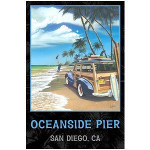 Oceanside Pier, San Diego, CA