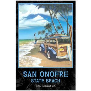 San Onofre State Beach San Diego