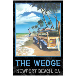 The Wedge Newport Beach